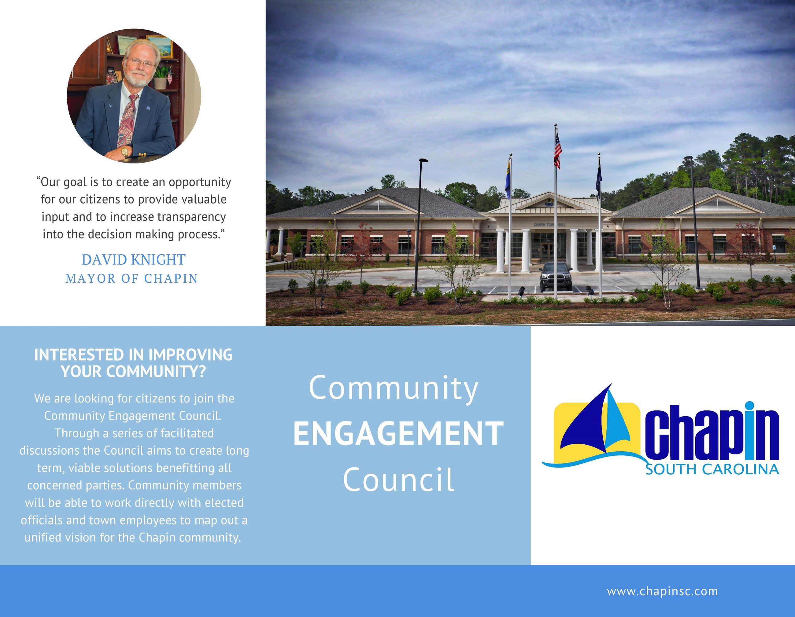 Community Engagement Council