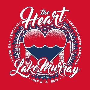 2017 Labor Day  Festival Heart of Lake Murray image